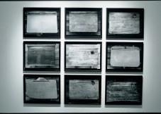9 Desks, Hosfelt Gallery, SF