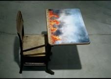 Deskfire, DiRosa Foundation, Napa